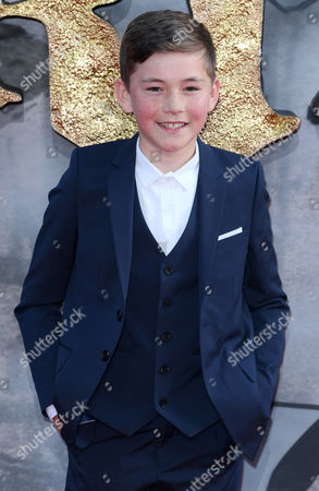 Editorial photo of 'King Arthur: Legend of the Sword' film premiere, Arrivals, London, UK - 10 May 2017
