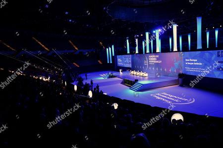 Editorial image of 9th European Economic Congress, Katowice, Poland - 10 May 2017