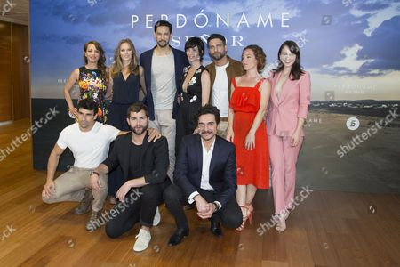 Editorial image of 'Perdoname Senor' TV Show photocall, Madrid, Spain - 10 May 2017