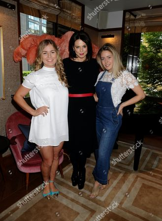 Editorial picture of Leni's Influencers Breakfast with Wendy Iiles, London, UK , 10 May 2017