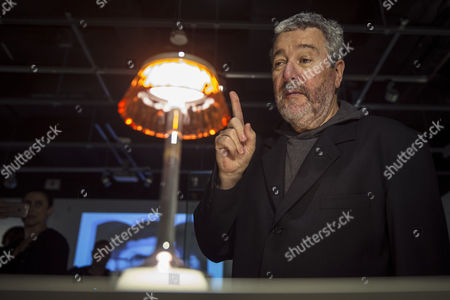 Stock Picture of Philippe Starck