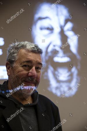 Stock Photo of Philippe Starck
