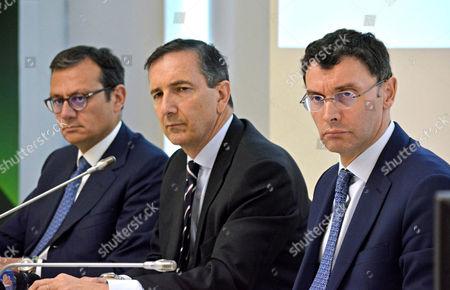 Enrico Laghi, Luigi Gubitosi and Stefano Paleari