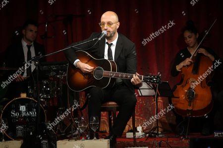 Editorial picture of Show Joe Bastianich Vino Veritas in Milan, Italy - 10 May 2017