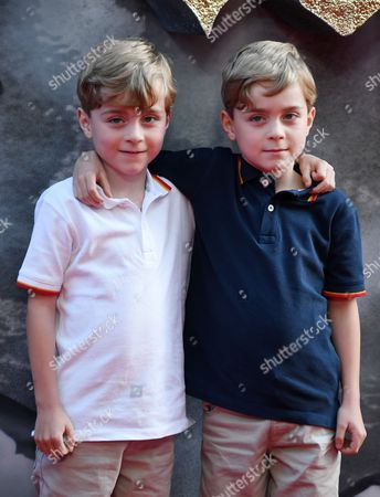 Zak Barker and Oliver Barker