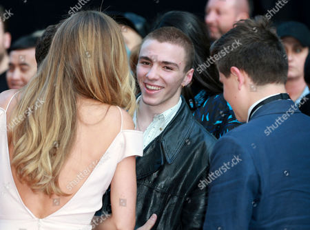Rocco Ritchie, Jacqui Ainsley