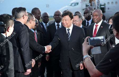 Editorial image of China, Bujumbura, Burundi - 10 May 2017