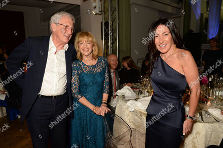 Editorial photo of Chickenshed's Annual Gala Dinner, London, UK - 10 May 2017