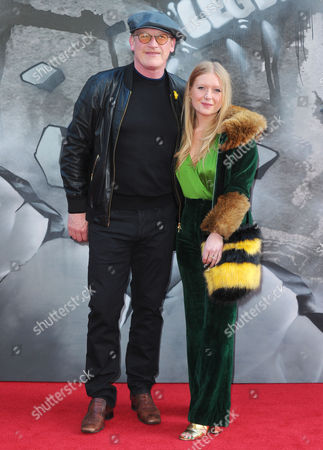 Geoff Bell and guest