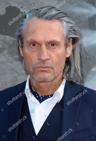 Editorial image of 'King Arthur: Legend of the Sword' film premiere, Arrivals, London - 10 May 2017