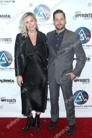 Christine Murphy and Jonny Blitstein