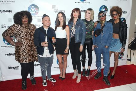 Nicole Byer, Timothy DeLaGhetto, Tammin Sursok, Mamrie Hart, Grace Helbig, Coco and Breezy