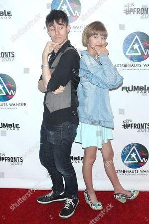 Grace Vanderwaal and Kurt Hugo Schneider
