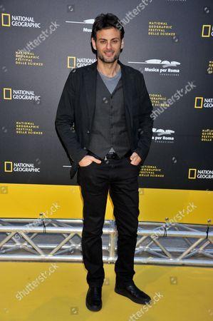 Stock Picture of Fabrizio Nevola