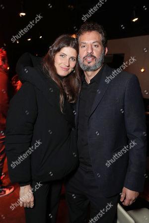 Michelle Alves, Guy Oseary