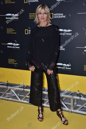 Stock Picture of Chiara Conti