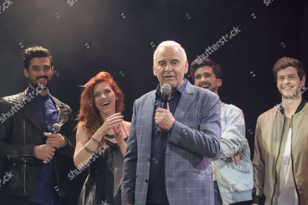 Michel Fugain and guests