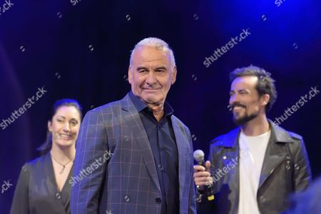 Editorial picture of Michel Fugain anniversary concert, Paris, France - 10 May 2017