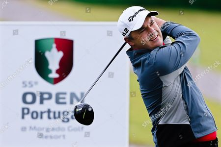 Editorial picture of Golf Portugal Open, Portimao - 11 May 2017