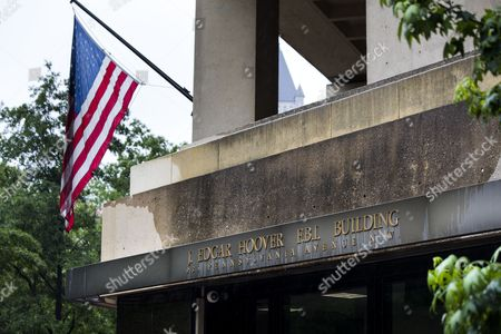 An exterior view of the J. Edgar Hoover FBI Building, headquarters of the Federal Bureau Of Investigation (FBI), the domestic intelligence and security service of the United States, in Washington, DC, USA, 11 May 2017. U.S. President Donald J. Trump on 09 May 2017 fired FBI director James Comey, regarded a controversial move given that Comey is investigating possible collusion between Russia and the Trump campaign.