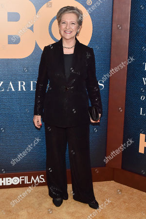 Editorial photo of 'The Wizard of Lies' film screening, Arrivals, New York, USA - 11 May 2017