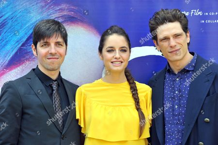 Editorial photo of '2night' film photocall, Rome, Italy - 10 May 2017