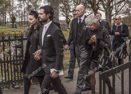 Princess Sofia of Sweden, Prince Carl Philip, Eckbert von Bohlen und Halbach, Princess Birgitta