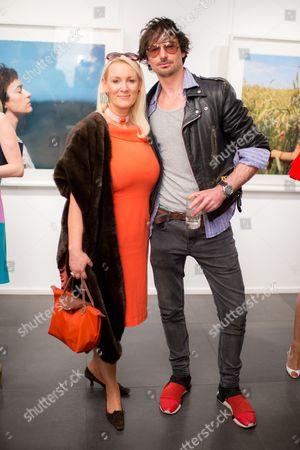 Friederike Krum and Beron Holmes