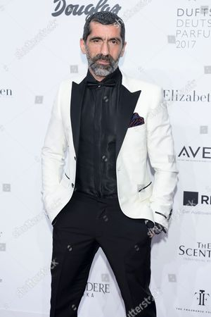 Editorial photo of Duftstars awards, Berlin, Germany - 11 May 2017