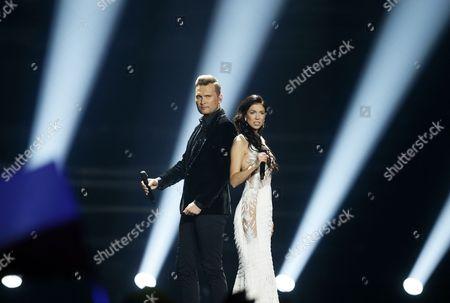 Koit Toome and Laura