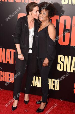 Wanda Sykes, Alex Sykes