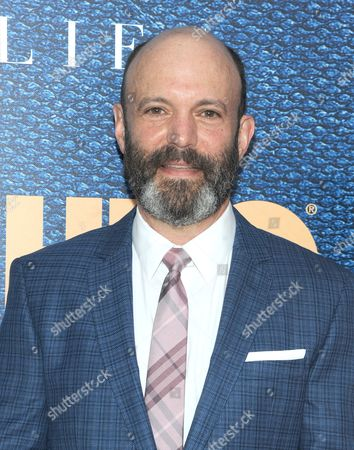 Editorial image of 'The Wizard of Lies' film screening, Arrivals, New York, USA - 11 May 2017