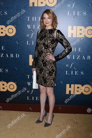 Stock Picture of Kristen Connolly