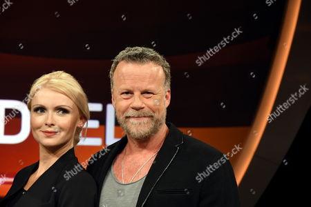 Mia and Jenke von Wilmsdorff
