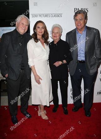 Fred Roos, Diane Lane, Eleanor Coppola, Tom Bernard