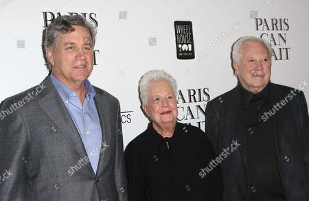 Tom Bernard, Eleanor Coppola, Fred Roos