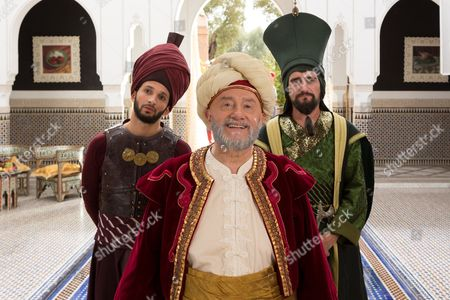 """Editorial picture of """"The New Adventures Of Aladdin"""" Film - 2015"""