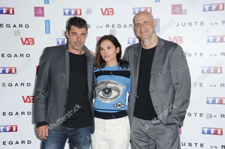 Thierry Neuvic and Virginie Ledoyen and Harlan Coben