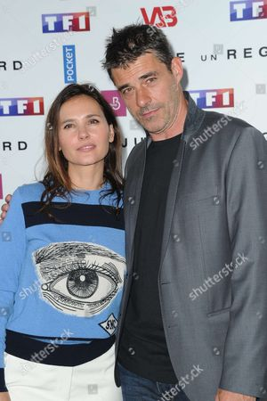 Editorial image of 'Just One Look' TV show photocall, Paris, France - 11 May 2017