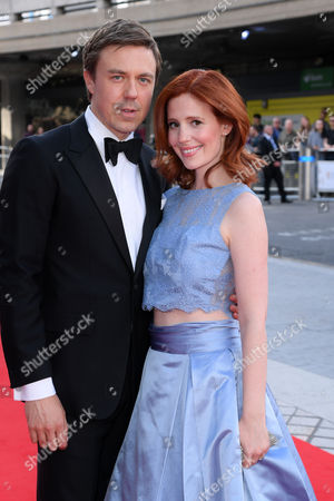 Editorial photo of Virgin TV British Academy Television Awards 2017, Arrivals, Royal Festival Hall, London, UK - 14 May 2017