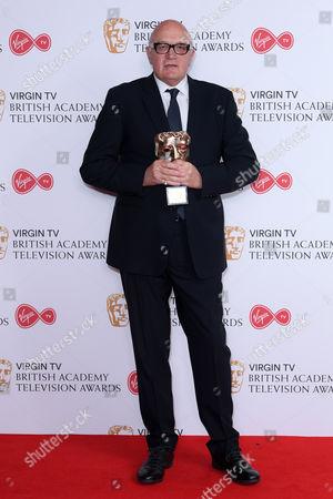 Nick Fraser - Special Award
