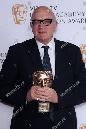 Editorial photo of Virgin TV British Academy Television Awards 2017, Press Room, Royal Festival Hall, London, UK - 14 May 2017