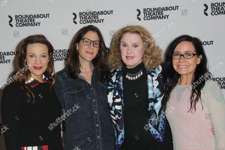 Stock Image of Lili Taylor, Anne Kauffman, Celia Weston, Janeane Garofalo