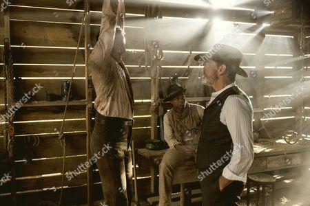 Stock Image of Pierce Brosnan, Elliot Villar