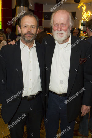 Harry Burton and Michael Wade