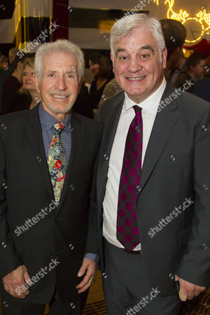 Stock Photo of George Layton and Billy Differ