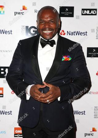 Editorial image of British LGBT Awards, London, UK - 12 May 2017