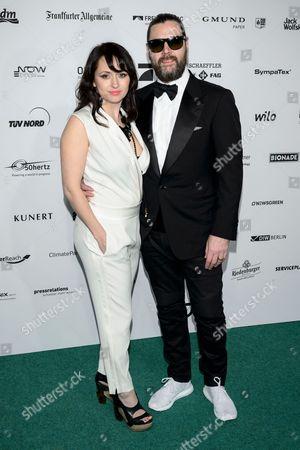 Editorial image of GreenTec Awards, Berlin, Germany - 12 May 2017
