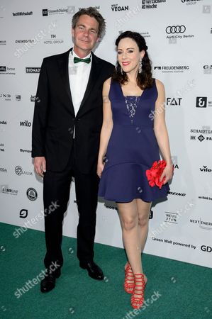 Jasmin Wagner and Frank Sippel