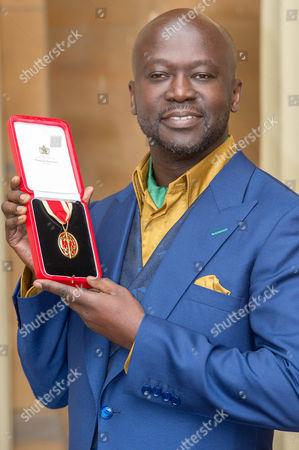 Sir David Adjaye awarded a Knight Bachelor